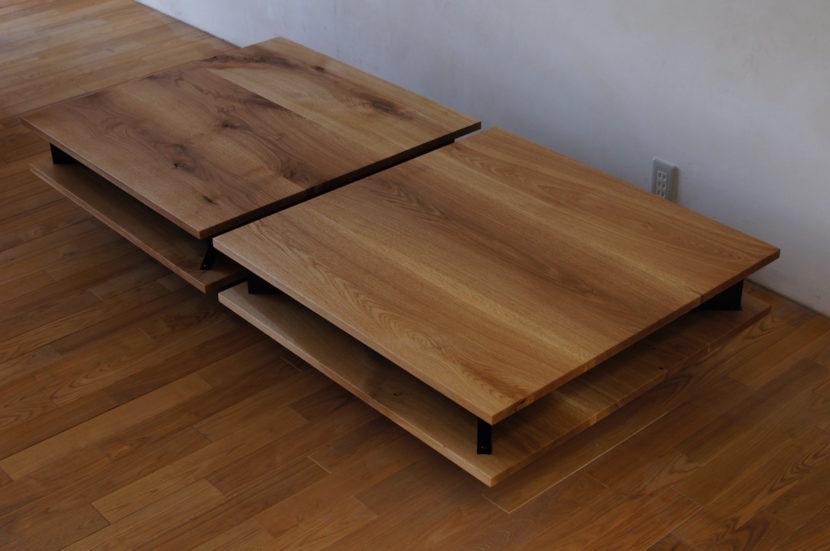 ナラローテーブル